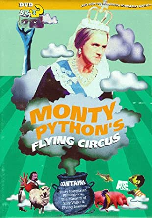 Monty Python's Flying Circus Season 3 Episode 2 - Mr. and Mrs. Brian Norris