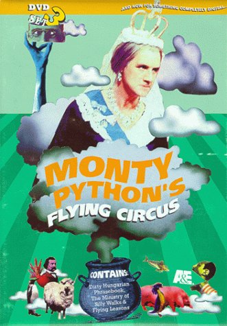 Monty Python's Flying Circus: Set 3, Episodes 14-19 by A&E HOME ENT.