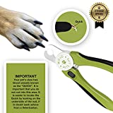 MoJo's Dog Nail Clippers and Trimmers