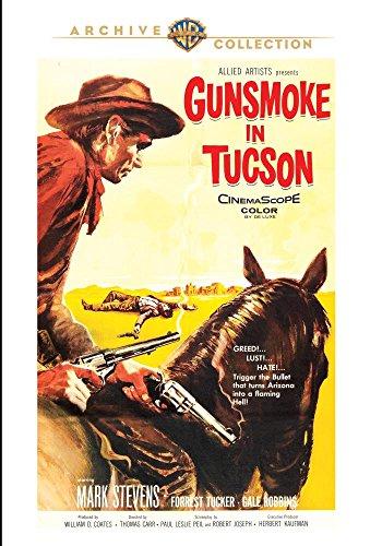 Gunsmoke In Tuscon Dvd R