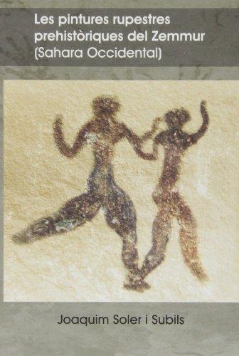Descargar Libro Les Pintures Rupestres Prehistòriques Del Zemmur Joaquim Soler I Subils