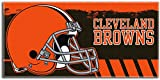 Cleveland Browns NFL 34x70 Oversized Cotton Beach Towel