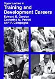 img - for Opportunities in Training & Development Careers book / textbook / text book