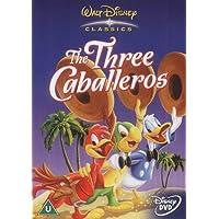 The Three Caballeros [DVD] [1946]