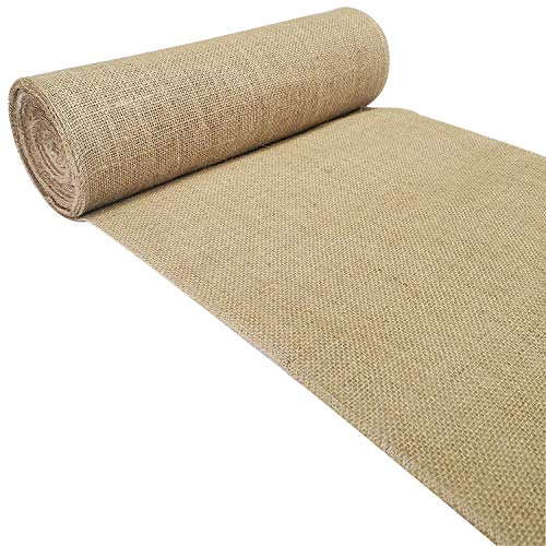 Burlap Table Runner - 14