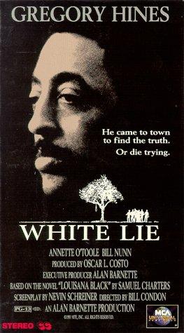 White Lie [VHS]