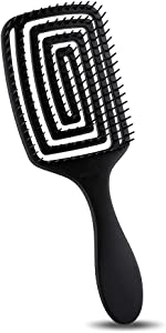 Amazon Giveaway BLACK EGG Vented Flex Detangling Hair...