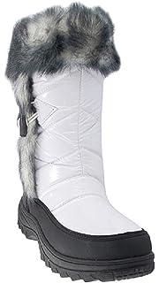 Phildon Women's 541105 Apres Ski Style Boots 541105 8 UK Black rkqikrqX