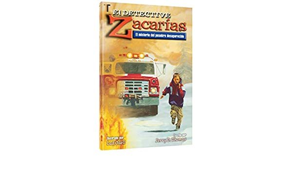 El Detective Zacarias: El Misterio del Pesebre Desaparecido=Detective Zach: Spanish by Jerry D. Thomas (2009-01-06): Amazon.com: Books