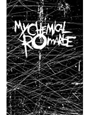 My Chemical Romance: creative writing lined notebook, Great journal for School or as a Diary, can serve as a Planner, for Drawings, emo diary for writing in