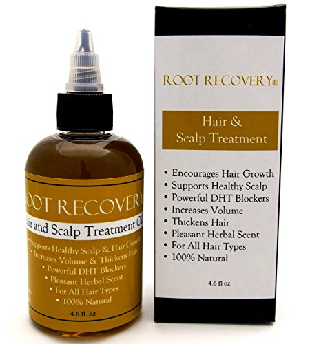 Root Recovery Hair and Scalp Treatment - DHT Blocker, Hair