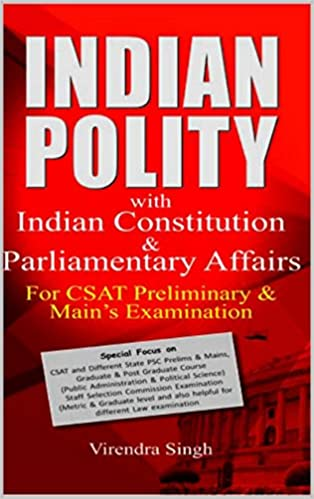 Indian Polity with Indian Constitution & Parliamentary Affairs