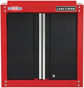Amazon.com: CRAFTSMAN Garage Storage, 28-Inch Wide Wall Cabinet