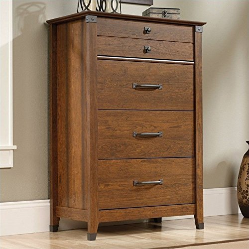 sauder-carson-forge-chest-in-washington-cherry