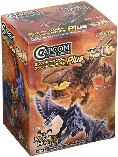 Capcom Builder Plus Vol. 6 Single Random Blind Box Action