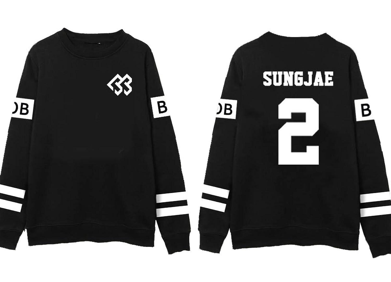 KPOP BTOB Same Style Sweater Sungjae Hyunsik Minhyuk Pullover Jacket