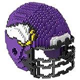 Minnesota Vikings 3D Brxlz - Helmet