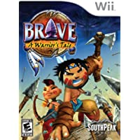 Brave: A Warrior's Tale / Game