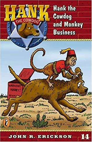 book cover of Monkey Business