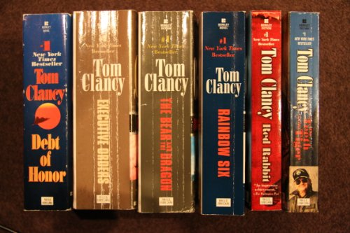 Tom Clancy Book Pdf