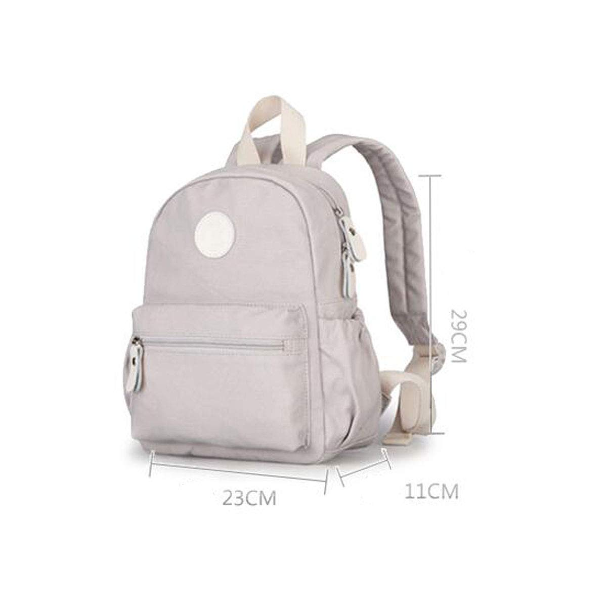 Wallet Grey Color : Gray Chenjinxiang01 Backpack for Women,College Style Fashion Casual Rucksack