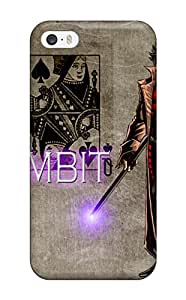 9719674K15202854 New Arrival Cover Case With Nice Design For Iphone 5/5s- Gambit X Men