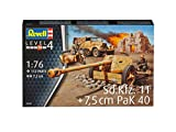 Revell of Germany Sd.Kfz. 11+ Pak 40 Building Kit