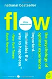 Front cover for the book Flow: The Psychology of Optimal Experience by Mihaly Csikszentmihalyi