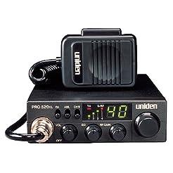 Uniden PRO520XL Pro Series 40-Channel CB...