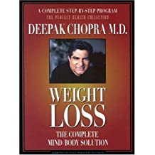 Weight Loss: The Complete Mind/Body Solution [With 36 Page Workbook]