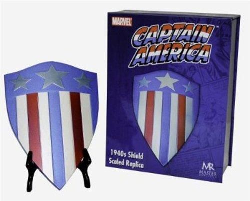 1940s Captain America Shield Scaled Replica