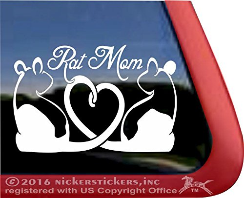 Hooded Quality Window Decal Sticker