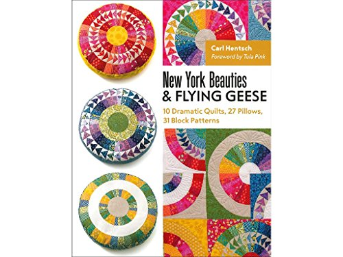 C&T PUBLISHING C&T New York Beauties & Flying Geese Book