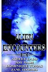 Alien Encounters Paperback