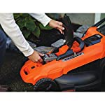 BLACK+DECKER 40V MAX Cordless Lawn Mower, 20-Inch (CM2043C) 15 Two 40V max Lithium ion batteries are included for twice the runtime Mulching, bagging and side discharge of grass clippings gives you 3-in-1 versatility Mow right up to edges and spend less time trimming thanks to the edgemax design