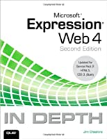 Microsoft Expression Web 4 In Depth, 2nd Edition Front Cover
