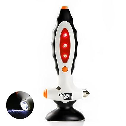 Amazon Com Car Safety Hammer Escape Tool Kit Glowiny Automotive