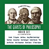 The Giants of Philosophy Series (Boxed Set) (Audio Classics)
