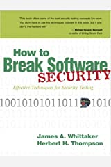 How to Break Software Security Paperback