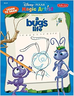 How To Draw A Bug S Life Disney Disney Pixar Classic Characters