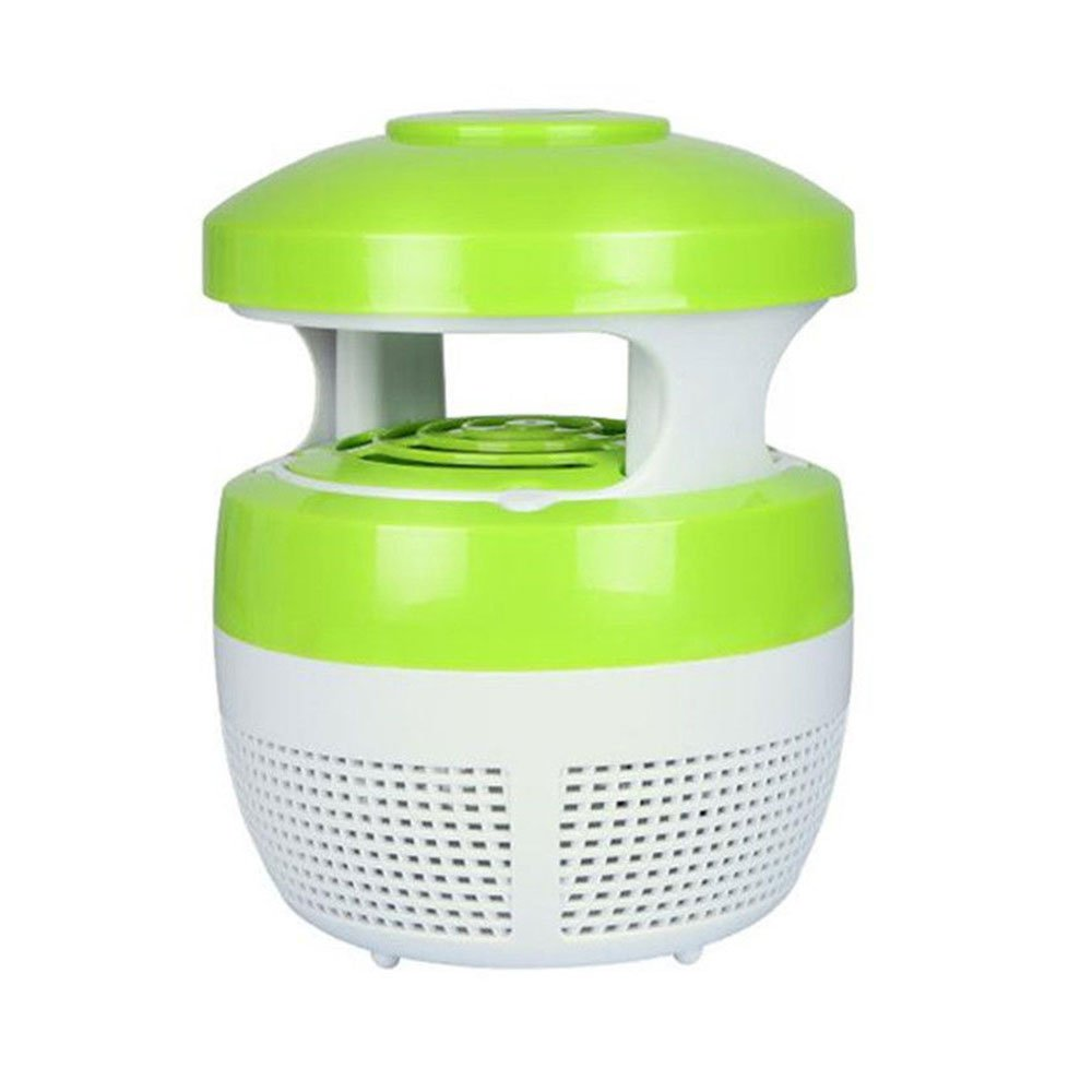Mosquito Killer USB Led Lamp Ultraviolet USB Charger Anti Mosquito Electronic UV Light Zappers Fly Insect Killer LED Lamp for Home Kitchen Office Baby Bedroom Camping Travel blue