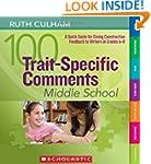 100 Trait-Specific Comments: Middle S...
