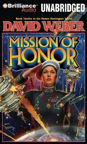 Download Mission of Honor (Honor Harrington) By David Weber(A)/Allyson Johnson(N) [Audiobook, MP3 CD] pdf epub