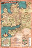 The Eleven Kingdoms: A Map of the Deryni World