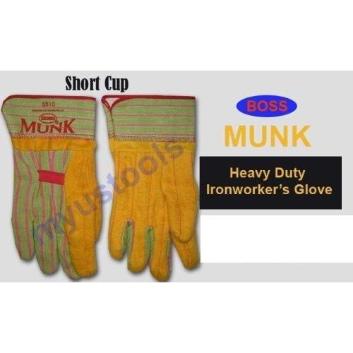 Munk Chore Gloves Size Group: Large (part# 1BC5510) - Chore Cotton Gloves