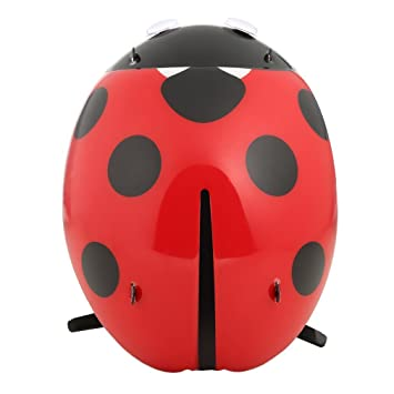 WellingtonOak Control Remoto Hechizo Robot Montaje DIY Mariquita Juguete Ladybug Insecto Modelo Eléctrico Escarabajo Niño Regalo de Cumpleaños Insecto ...