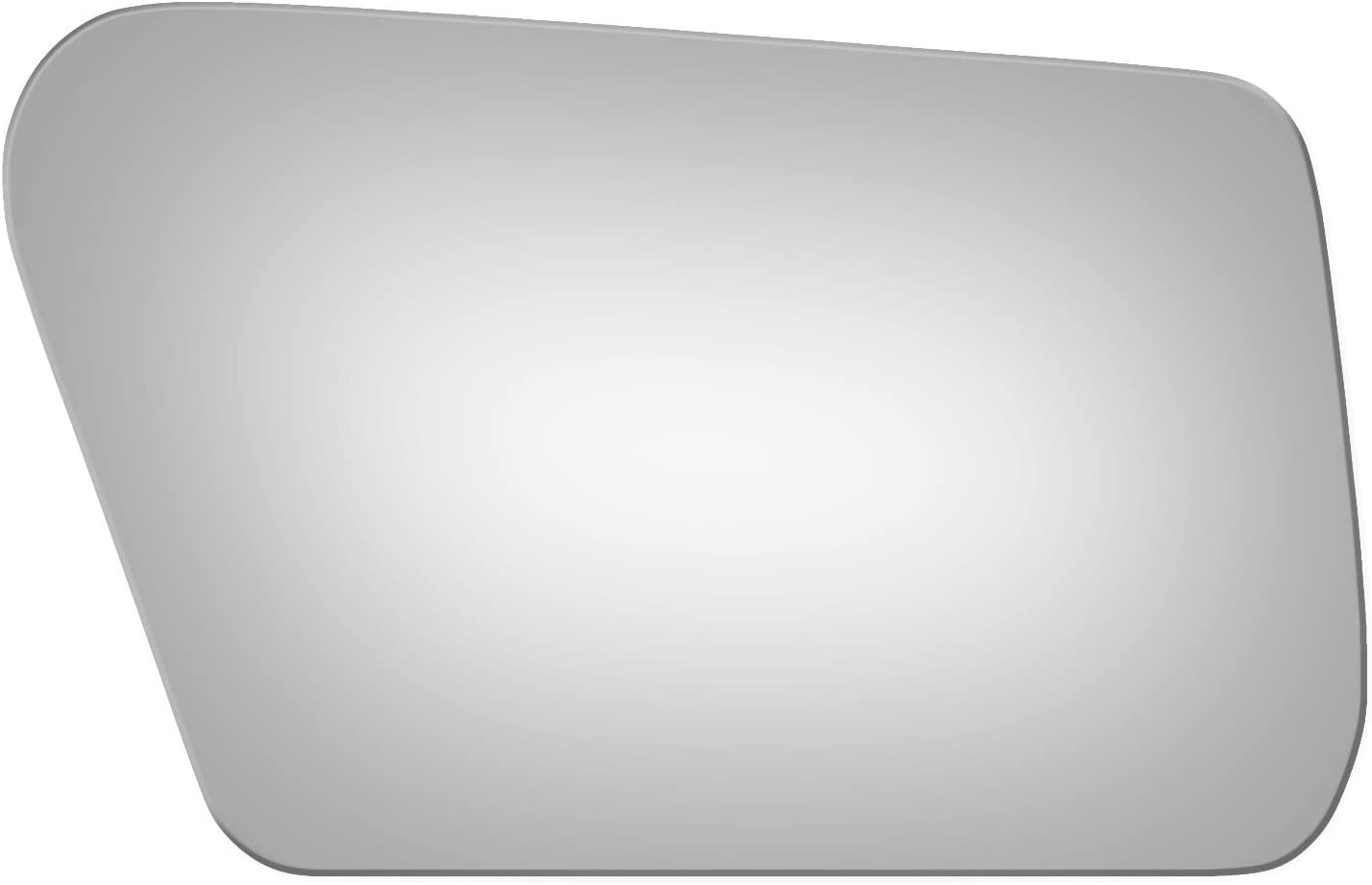 Burco 5519 Convex Passenger Side Power Replacement Mirror Glass for 2010-2014 BMW X3