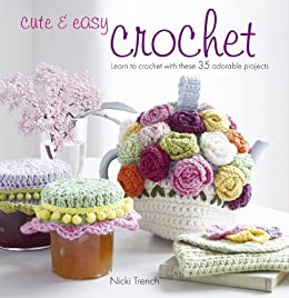 Cute Easy Crochet adorable projects ebook product image