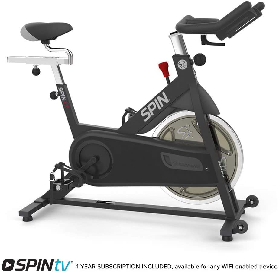 SPINNING L7 Bicicleta de Ciclismo para Interiores, Unisex, Negro ...