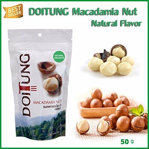 DOITUNG Macadamia Nuts Natural Flavor 50 g.